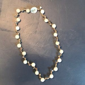 Jewelry - Beaded knot necklace